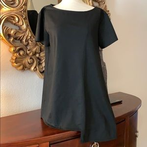 Women's ALICE & OU Black LBD Skater Dress
